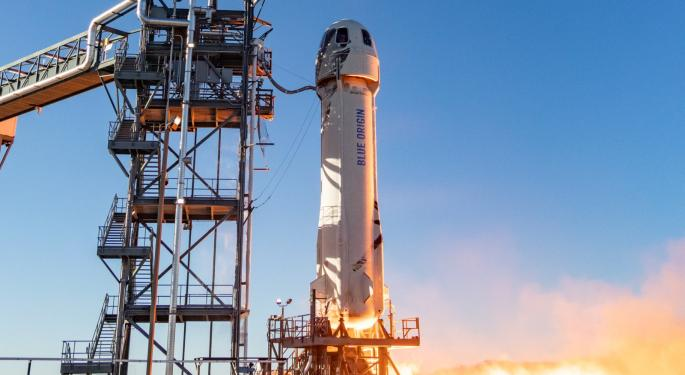 Bid On A Flight With Blue Origin: How You Can Go To Space On July 20