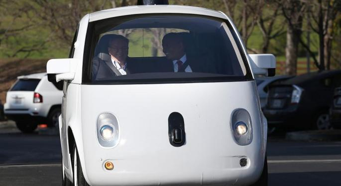 Driverless Cars: A $97 Billion Opportunity For These Companies