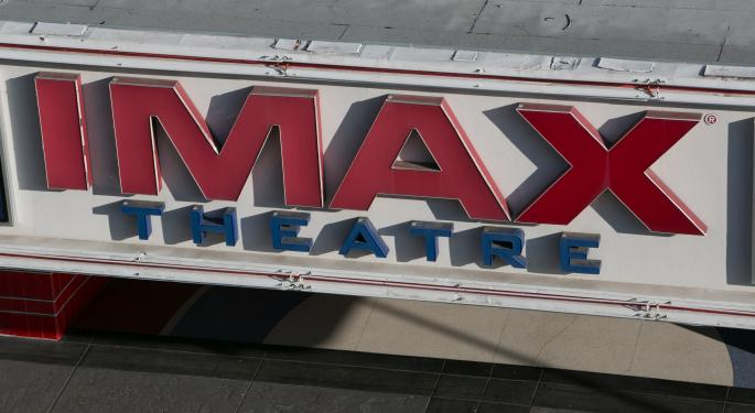 IMAX Is Potentially Having A Record-Setting Quarter