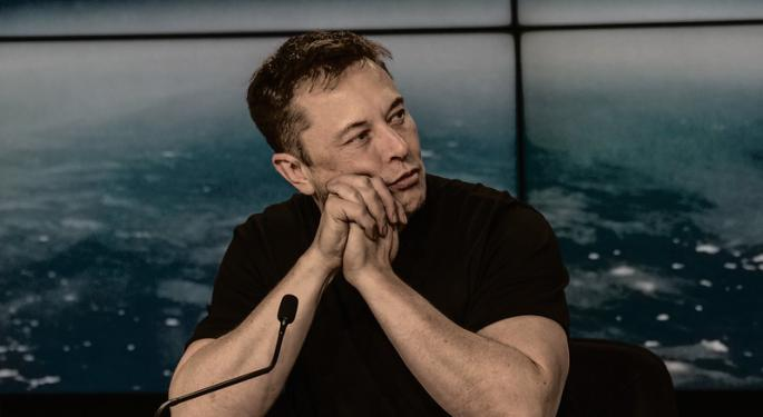 Mr. Musk: Will You Just Trade For Me?