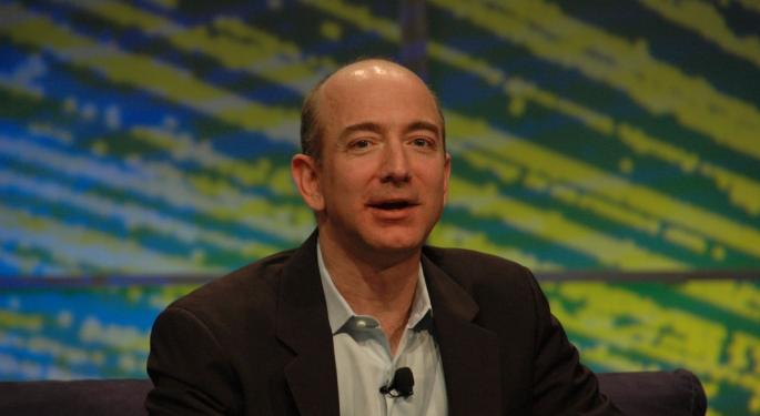 Jeff Bezos muestra su apoyo a las iniciativas de Biden
