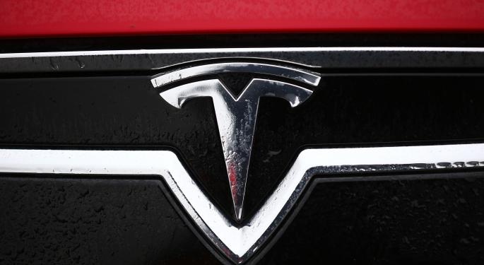 A 'Significant Opportunity' For Tesla Rests In Energy Storage