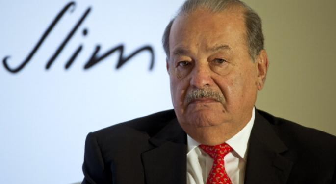 Carlos Slim Doubles His Stake In The New York Times