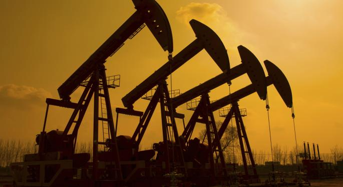 Oil Prices Rise And Fall, Again