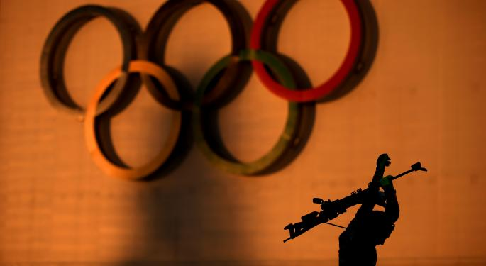 What Companies Stand To Benefit From The Winter Olympics In Sochi?