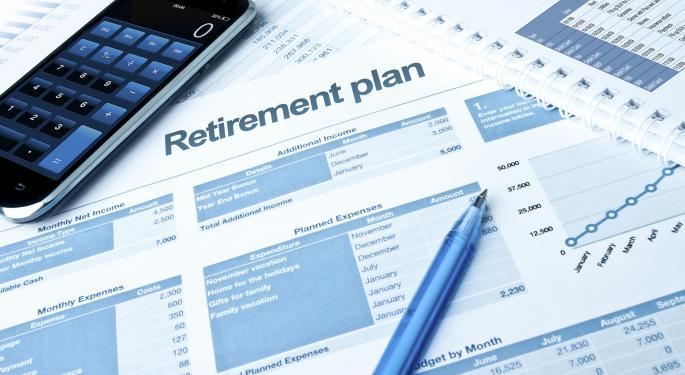Barron's Recap: Don't Panic About Retirement