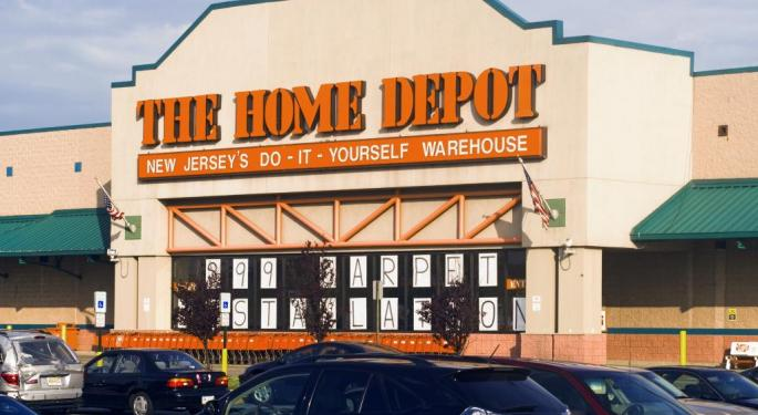 Home Depot Sales Could Be Better Than Originally Thought, New Channel Checks Show