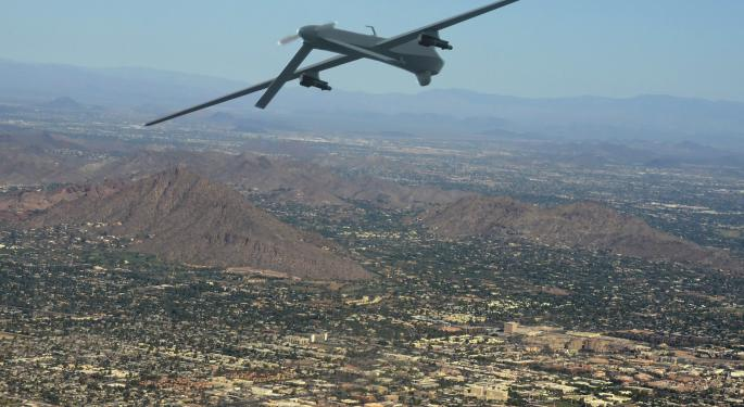 Can Drone-Maker AeroVironment Compete In A Civilian Environment?