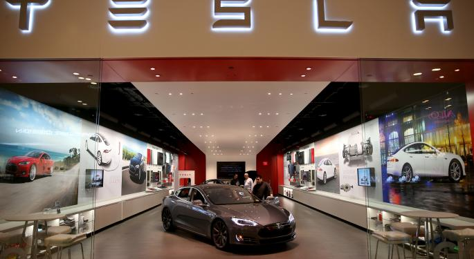 Why Tesla Shares Could Drop 70%