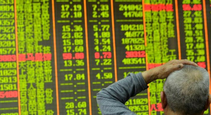 Chinese Brokerage Account Openings Are Exploding