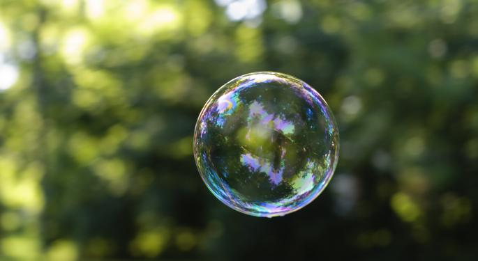 Are We In A Startup Bubble?