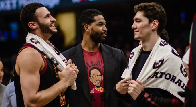 Tristan Thompson Reveals The Importance Of Patience In Today's World