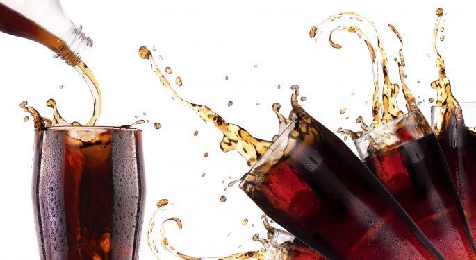 A Pair Trader's Nightmare: Coca-Cola Vs. PepsiCo