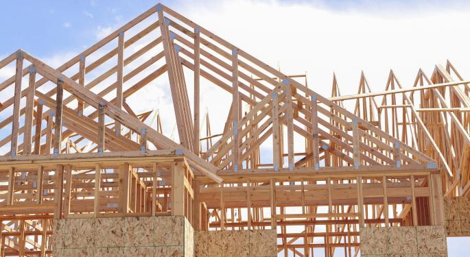 Sterne Agee CRT: 6 Homebuilders To Buy On Weakness