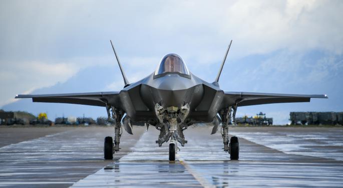 Lockheed Martin Hunts For CFO After Ken Possenriede's Sudden Exit