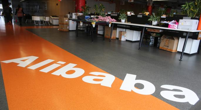 Presidium Capital's Greg Harmon Shares His Analysis on Alibaba Group Holding Ltd, Yahoo! Inc.