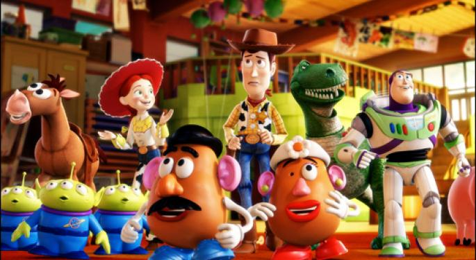 Ever Wonder How Pixar Was Able To Feature So Many Brands In The 'Toy Story' Movies?