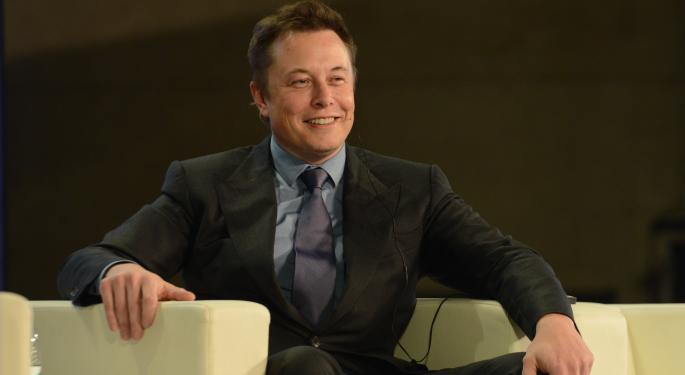 Tesla CEO Elon Musk Says 'All Transport, With The Exception Of Rockets, Will Go Electric'