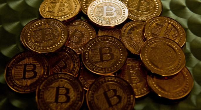 Move Over Diamonds, Bitcoin Is A Girl's Best Friend