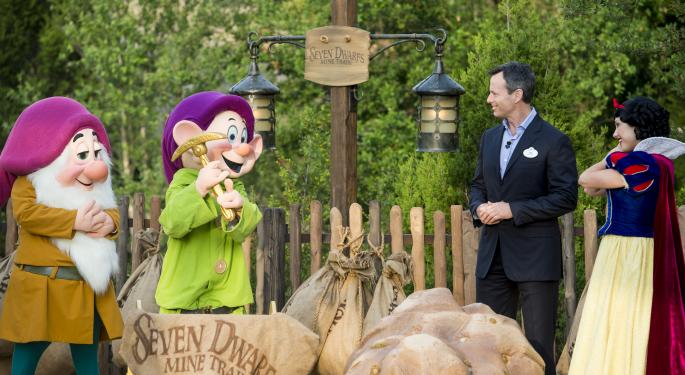 Will Disney Investors Be Treated To Another Magical Earnings Report?