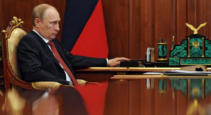 Are Russian ETFs Signaling A Potential Crash?