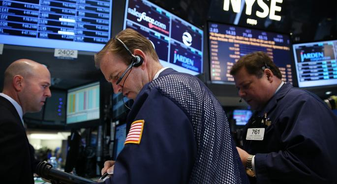 Markets Marginally Lower Ahead Of Friday's Jobs Report