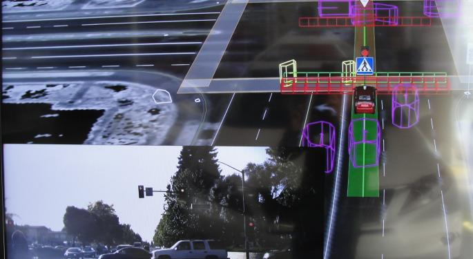 Intel Wants In On Self-Driving Cars