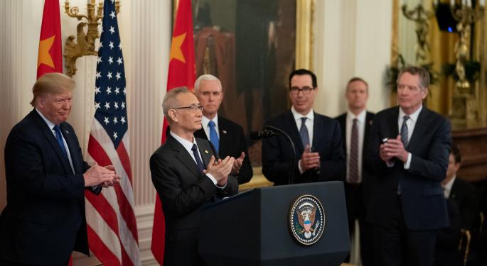 US And China: In The Foothills Of Cold War