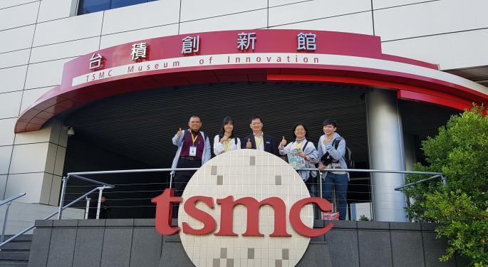 TSMC desarrollará tecnología de chips en Japón