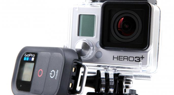 Is GoPro The Apple Of Its Sector?