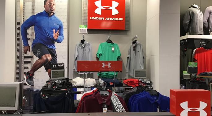Under Armour Sued By UCLA Over $280M Sponsorship Contract Breach