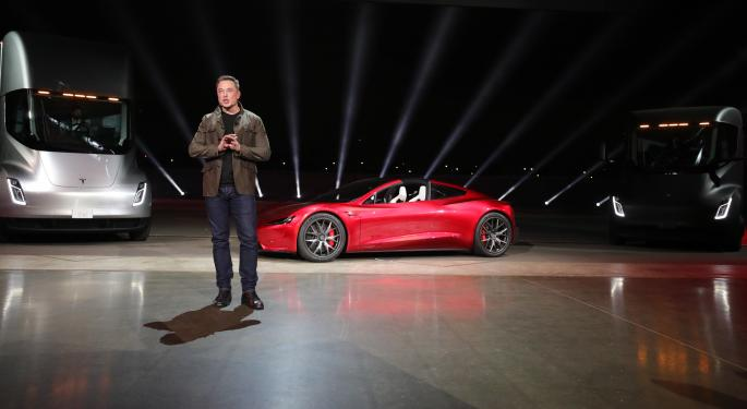 Musk Says Tesla Would Be More Efficient Off The Market — Here's Why That Makes Sense