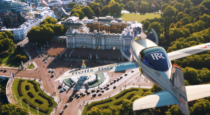 Activist Investor ValueAct Offloads Entire Stake In Rolls-Royce: FT