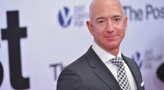 Jeff Bezos Sells Another $1.7B Worth Of Amazon Shares