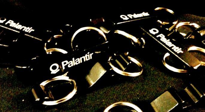 Palantir Replaces GameStop As WallStreetBets' Top Interest