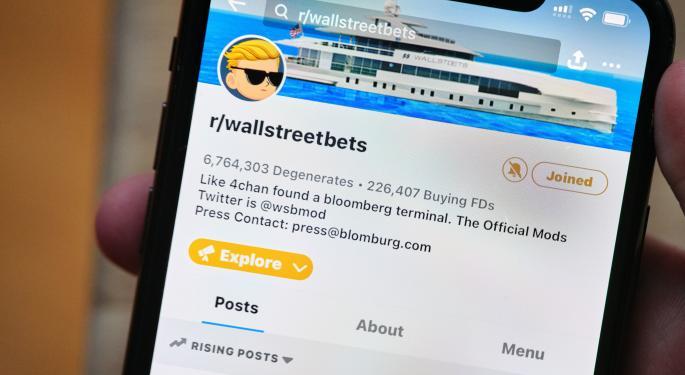 Virgin Galactic recibe un gran interés en WallStreetBets