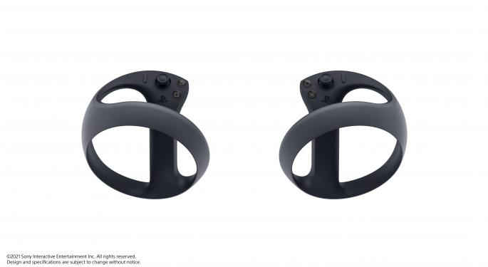 Take A Sneak Peek At The Weirdly-Shaped New PlayStation5 Virtual Reality Controller