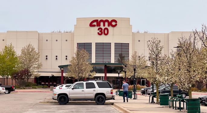 Insiders de AMC vendieron más la última semana que entre 2017 y 2020