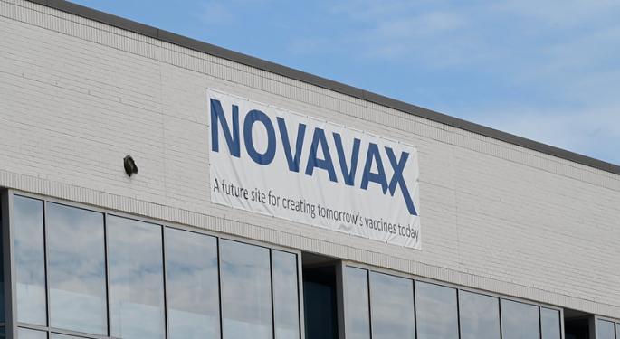 Por qué Novavax está cotizando a la baja hoy