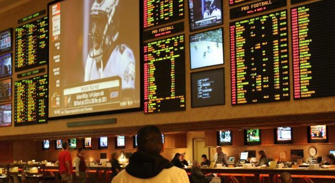Why Penn National Gaming's Stock Is Moving Today