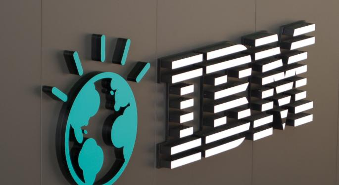 IBM Rises After Q4 Earnings Beat, Cloud Revenue Up 12%