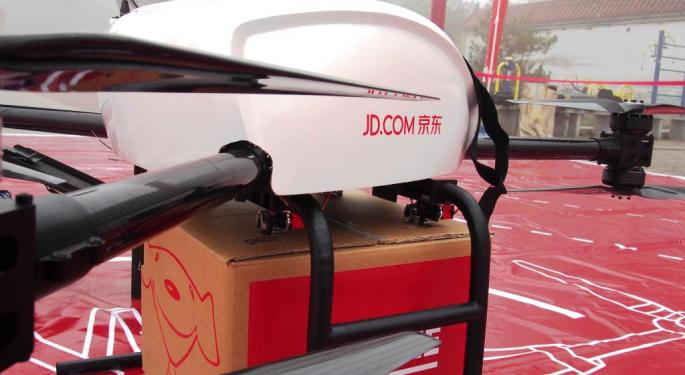 Trade War Overshadows Solid Earnings From JD.com