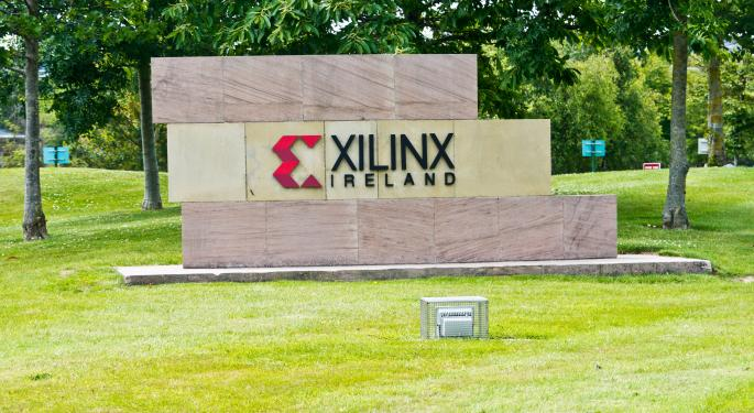AMD Nears Deal To Acquire Xilinx At $30B Valuation: WSJ