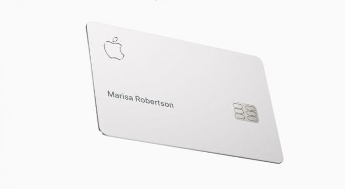With Apple Card, Is Goldman Sachs No Longer Exclusively For The Rich And Famous?