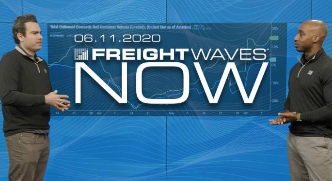 The Motor City Gets Cranking – FreightWaves NOW