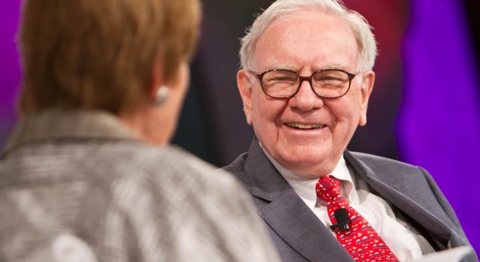 Warren Buffett supera los 100.000M$ en patrimonio neto