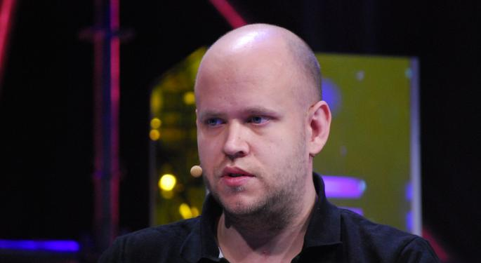 Spotify CEO Commits $1B To Aid Europe In Fight Against Silicon Valley Selfishness