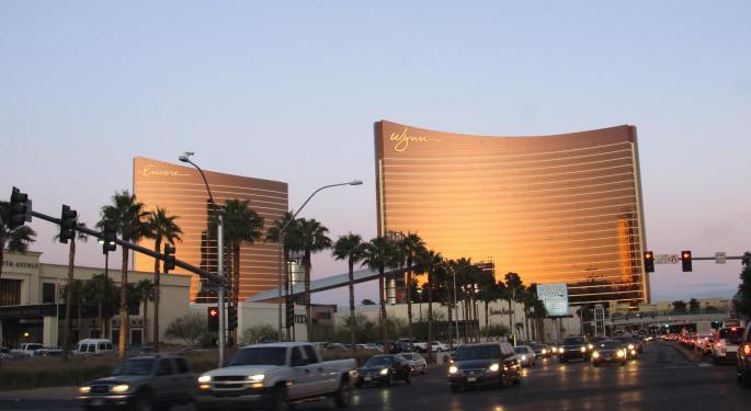 Wynn Resorts Falls On CEO's Sexual Assault Allegations