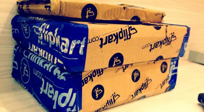 Walmart Indian Unit That Rivals Amazon Raises $3.6B In Fresh Capital