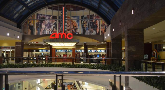 ¿Por qué las acciones de AMC cotizan hoy al alza?